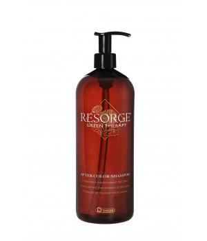 Шампунь Афтер Колор для окрашенных волос / After Color Shampoo Resorge Green Therapy 1000 мл