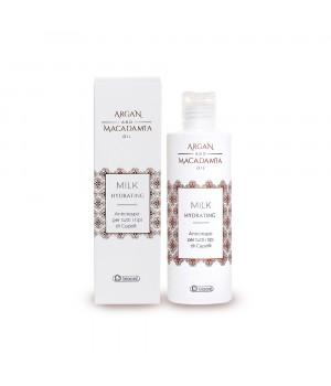 Увлажняющее антистатик-молочко для всех типов волос Арган и Макадамия / Hydrating Milk Argan and Macadamia