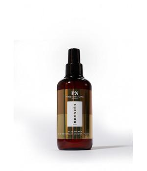 Легкое арома-масло «3 в 1»: загар + защита + увлажнение Сан ойл SPF 15 для тела и волос / Sun oil