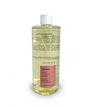 Гиппоаллергенное массажное масло Дерма для чувствительной кожи лица и тела (без аромата!) / Derma oil