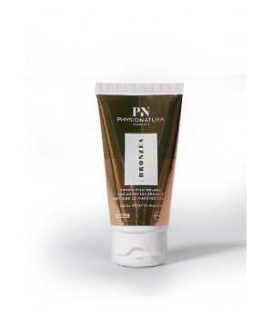 Гиалуроновый солнцезащитный крем Бронзеа SPF 25 для ежедневного применения всех типов кожи / Bronzea sun cream