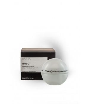 Дневной крем для лица и шеи жемчужный Beauty Spa Pearl C