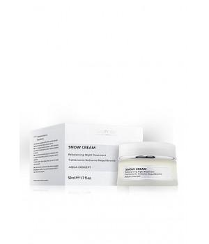 Восстанавливающий крем для лица для кожи с постакне и себореей Beauty Spa Snow Cream