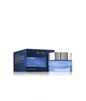 Пребиотик-крем озонированный Витабиома SPF 15 для всех типов кожи, унисекс (дневной) / Vitabioma