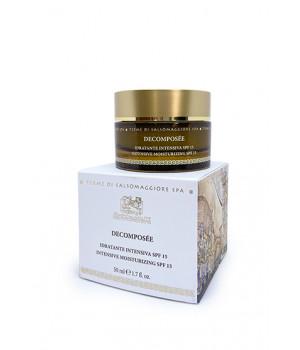 Водорослевый гидратантный крем-флюид Декомпозе SPF 15 для всех типов кожи (дневной) / Decompose