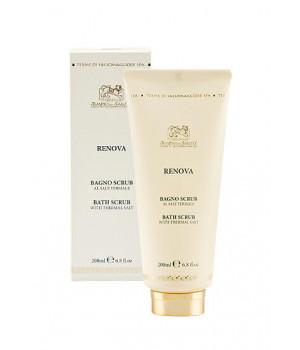 Солевой арома-скраб Ренова для лица и тела / Renova bath scrub