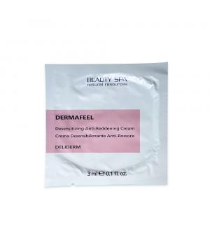 Антикуперозный крем для лица для чувствительной кожи Beauty Spa Dermafeel пробник