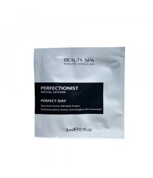 Дневной крем для лица anti-age бриллиантовый Beauty Spa Perfect Day пробник