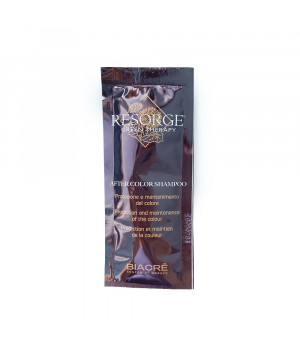 Шампунь Афтер Колор для окрашенных волос / After Color Shampoo Resorge Green Therapy пробник