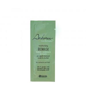 Питательная био-маска Эрбореа для всех типов волос / Arborea Natura Moisturising Biomask пробник