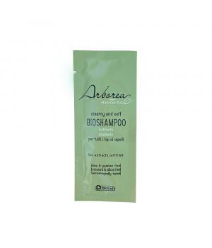 Био-шампунь Эрбореа для чувствительной кожи головы / Arborea Natura Bioshampoo пробник