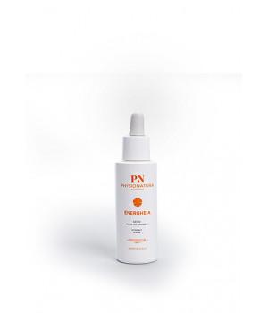 Сыворотка для лица антиоксидантная с эффектом 3в1 Physio Natura Energheia Vitamin C Serum